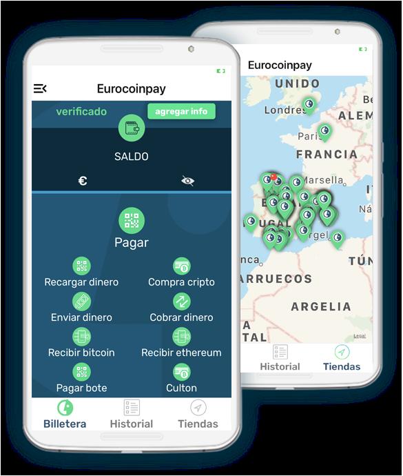 EurocoinPay App