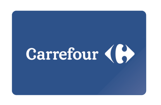 Carrefour card