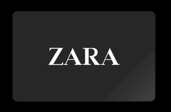 Zara card