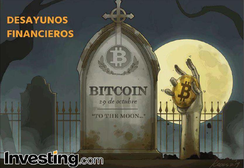 Investing.com: Desayunos financieros, con la presencia de Eurocoinpay